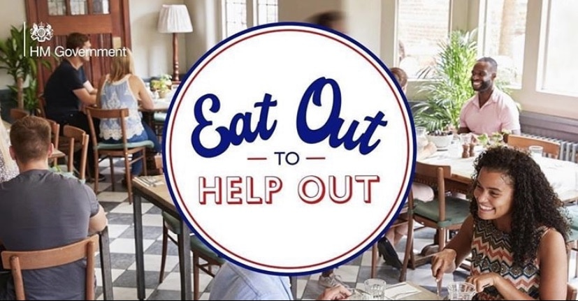 Eat Out to Help Out Event Image